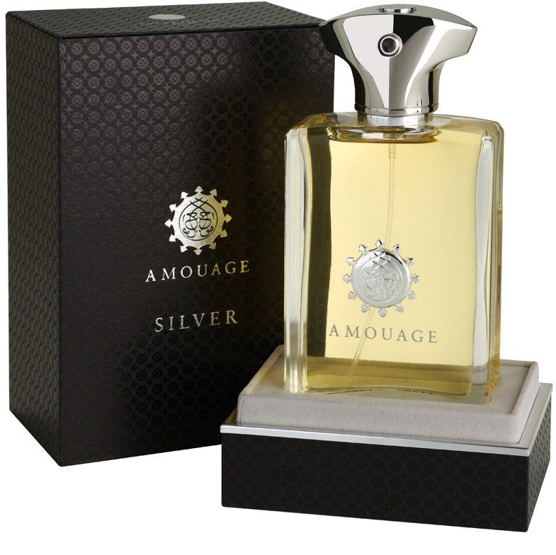 Amouage Silver man